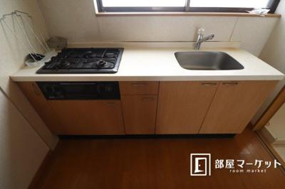 【キッチン】マンションチヨノ