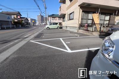 【駐車場】マンションチヨノ