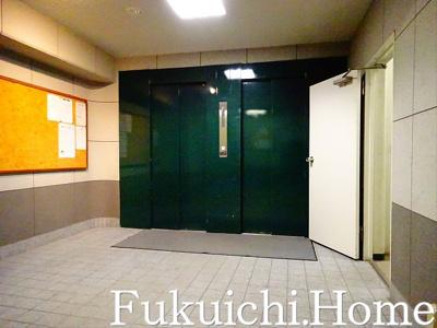 【エントランス】笹塚サンハイツ