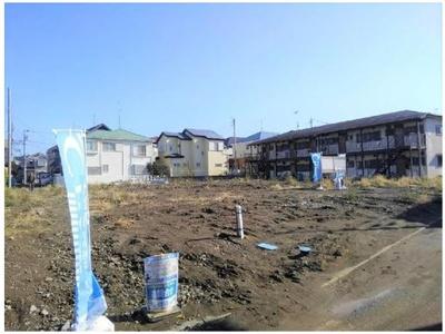 【外観】茅ヶ崎市若松町 売地 No.7