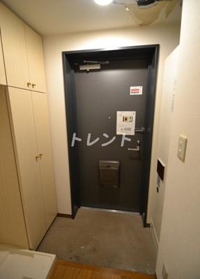 【玄関】TSハイム新宿