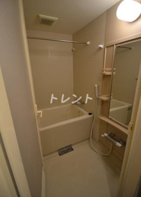 【浴室】TSハイム新宿