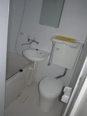 【浴室】第1矢賀ハイム