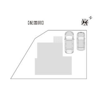 【区画図】新築 新潟市西区平島3丁目 A棟