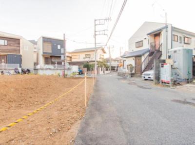 【外観】茅ヶ崎市松浪1丁目 売地 No.2