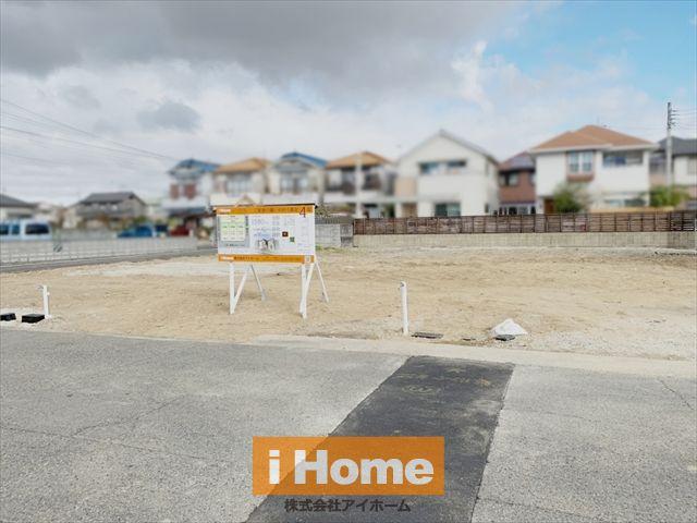 【前面道路含む現地写真】神戸市西区玉津町出合 売土地 全4区画
