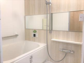 【浴室】★令和2年11月室内フルリフォーム済~ダイアパレス宝塚月見山4階部分♪