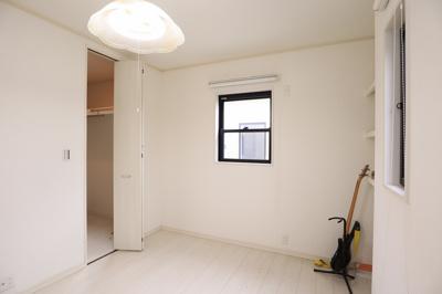 〇便利な全居室収納スペース付き