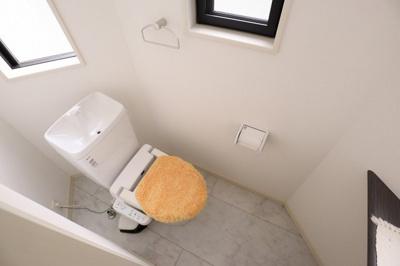 〇2階にもトイレがついております