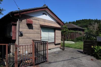 【外観】いすみ市岬町和泉 中古住宅