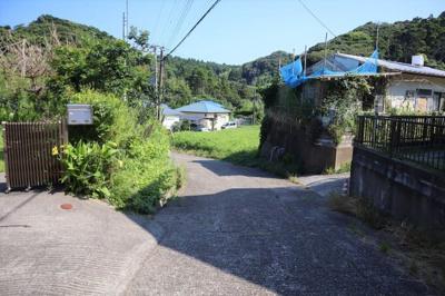【前面道路含む現地写真】いすみ市岬町和泉 中古住宅