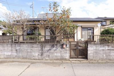 【外観】いすみ市岬町榎沢 中古住宅