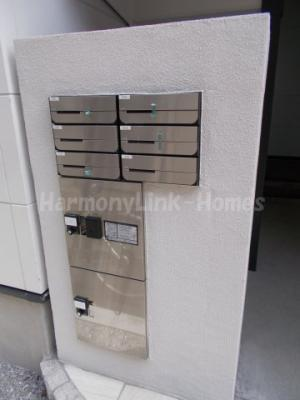 MELDIA池袋の郵便ボックス・宅配ボックス