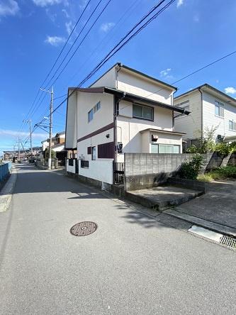 【外観】◇◆『渋沢』駅徒歩11分の建築条件なしの売地◆◇