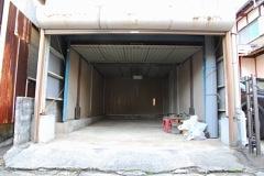 【駐車場】彦根須越町貸家ガレージ付き