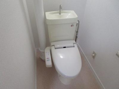 【トイレ】フェリオ市駅西Ⅰ