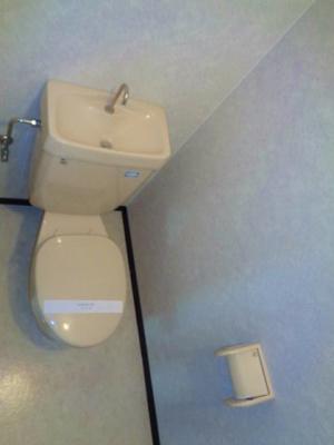 【トイレ】グレースピア