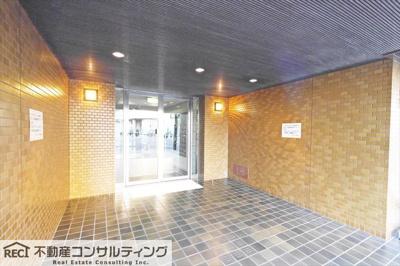【エントランス】ネオアージュ神戸元町