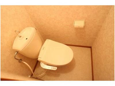 【トイレ】コーポ望月3棟
