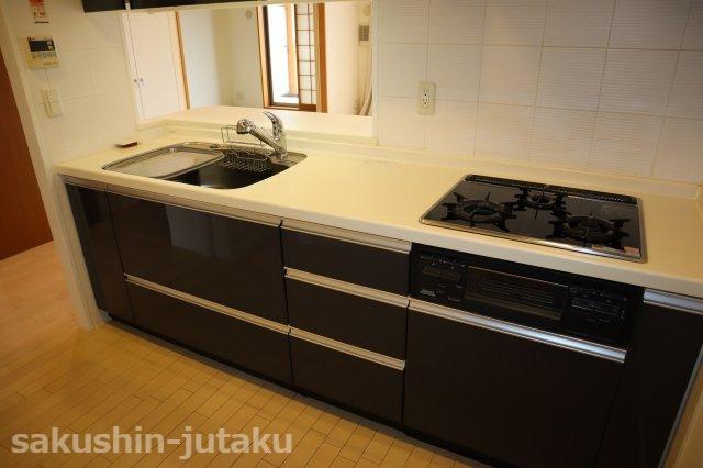 【キッチン】グローリオ八千代緑が丘