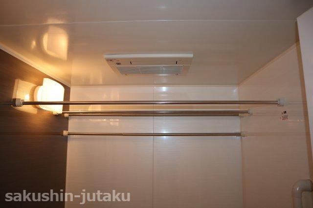 浴室乾燥・換気・暖房・涼風