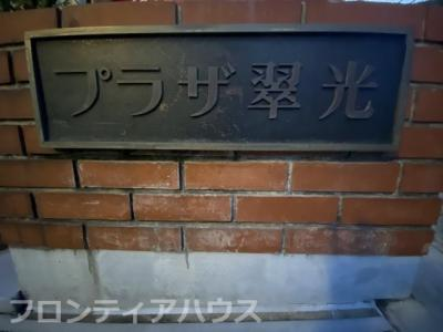 【外観】プラザ翠光
