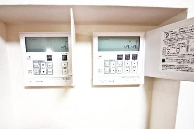 LDKは床暖房が3ヶ所にあるので足元からポカポカ快適です。