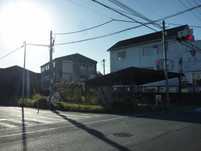 【外観】児島柳田町売地