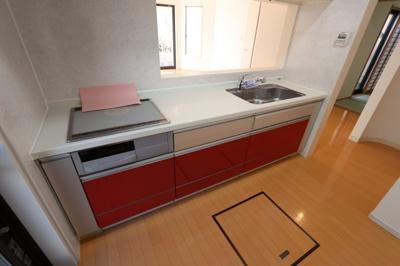 キッチンでお料理をお楽しみください 三郷新築ナビで検索