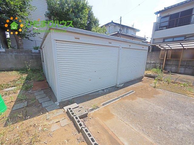 空間を有効活用した倉庫収納(*^-^*)