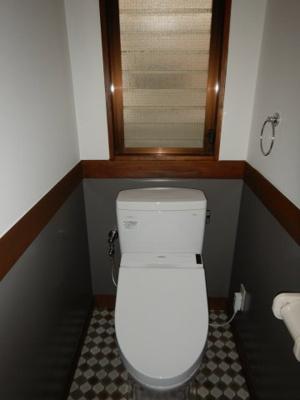 美和 美和ハイツ 1R トイレ