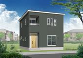 【大曲中通町】オール電化新築住宅の画像