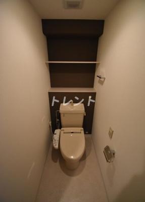 【トイレ】リバーシティ21イーストタワーズⅡ