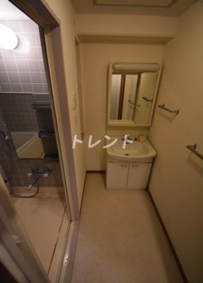 【洗面所】リバーシティ21イーストタワーズⅡ