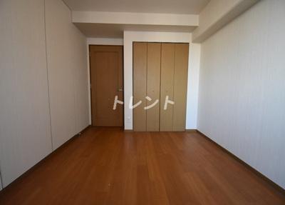 【寝室】リバーシティ21イーストタワーズⅡ