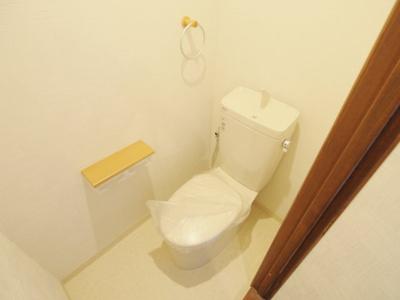 【トイレ】ディアホームB
