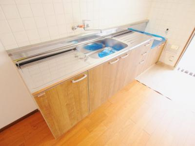 【キッチン】ディアホームB
