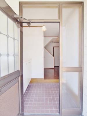 【玄関】ディアホームA