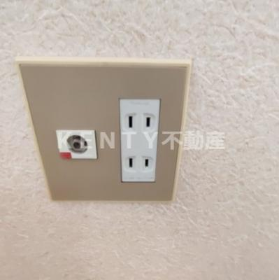 【設備】レッドハウス