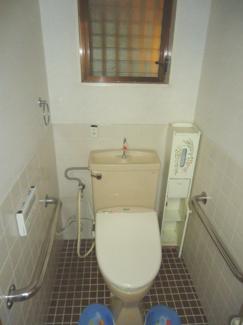 【トイレ】川西市けやき坂2丁目7の3 中古一戸建て