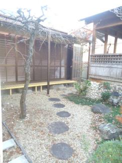 【庭】川西市けやき坂2丁目7の3 中古一戸建て