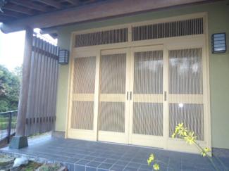 【玄関】川西市けやき坂2丁目7の3 中古一戸建て