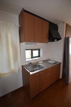 キッチン2箇所あります。