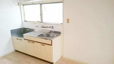 【キッチン】フォーブル清水