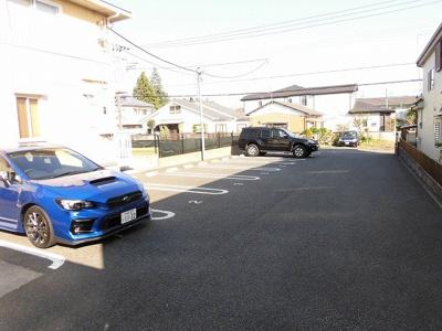 【駐車場】グリーンコートN