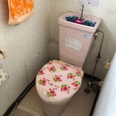 【トイレ】網走市錦町146番地8 中古売家
