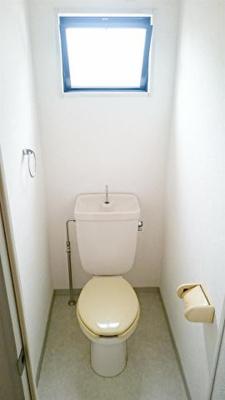 【トイレ】ドミール柳ヶ丘