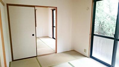 【寝室】ドミール柳ヶ丘