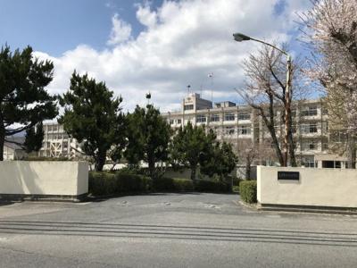 田上中学校