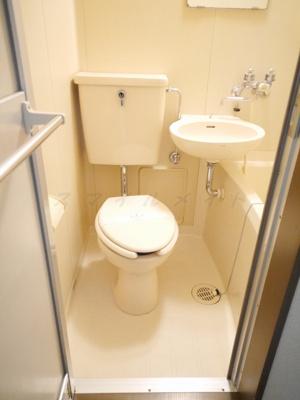 【トイレ】メゾン・ド・ネージュ